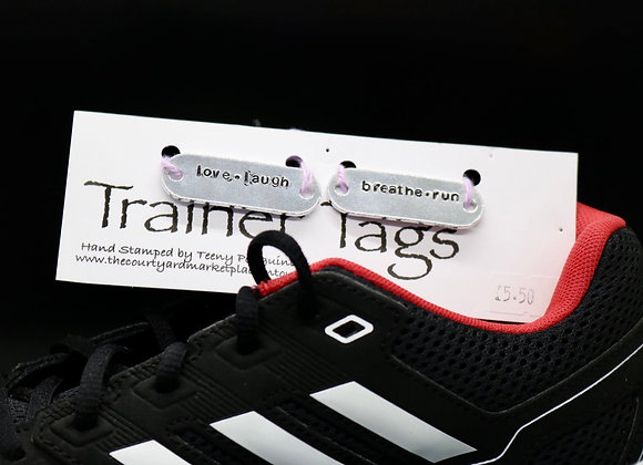 Trainer Tags Love-Laugh