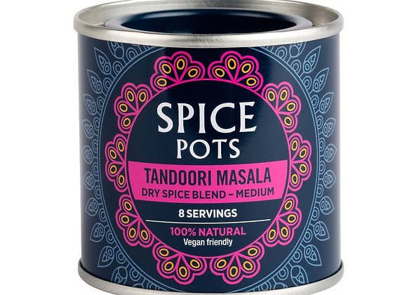 Tandoori Masala Curry Powder - Medium Heat - 40g