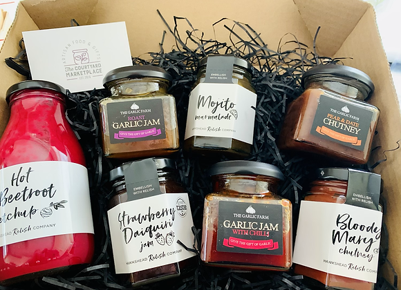 NEW Foodie Giftbox