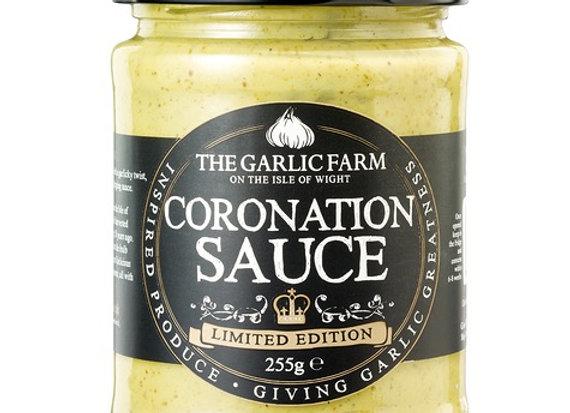 Coronation Sauce with Garlic