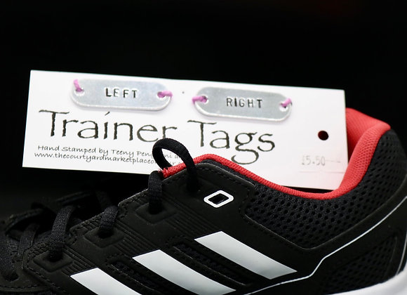 Trainer Tags Left-Right