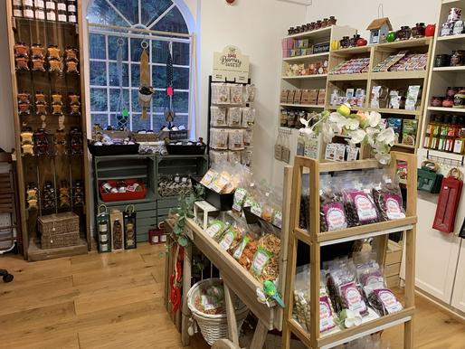 New Shop New Website