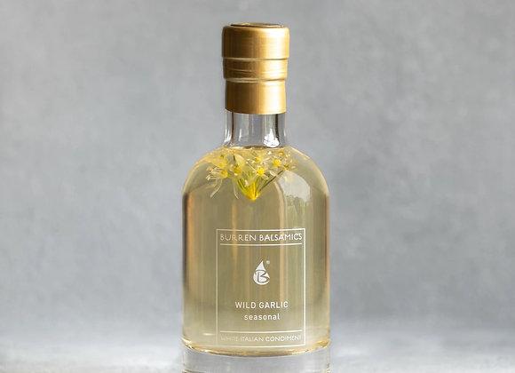 Wild Garlic infused White Balsamic Vinegar 100ml