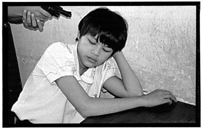 gun child slavery trafficking human