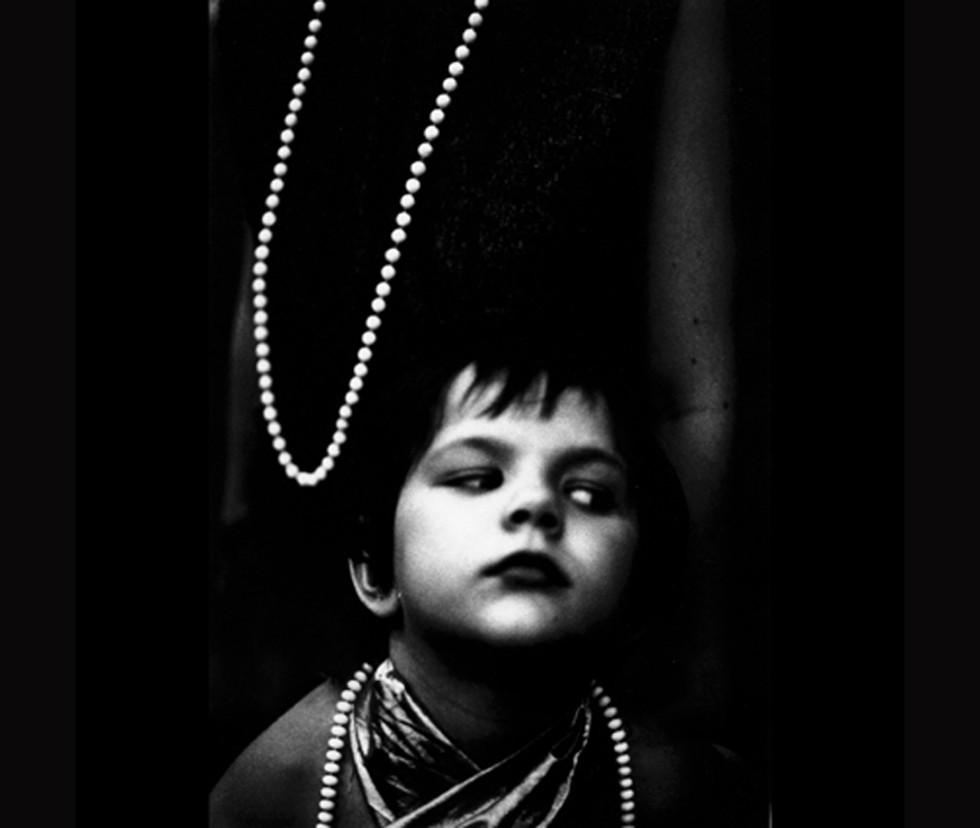 child society roles gender toddler necklace dress-up