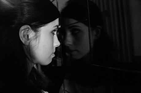 reflection mirror self-reflect self-aware