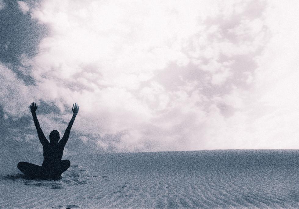 reach sky sand veins earthy
