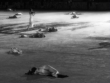 solemn lay exhaust rest bodies