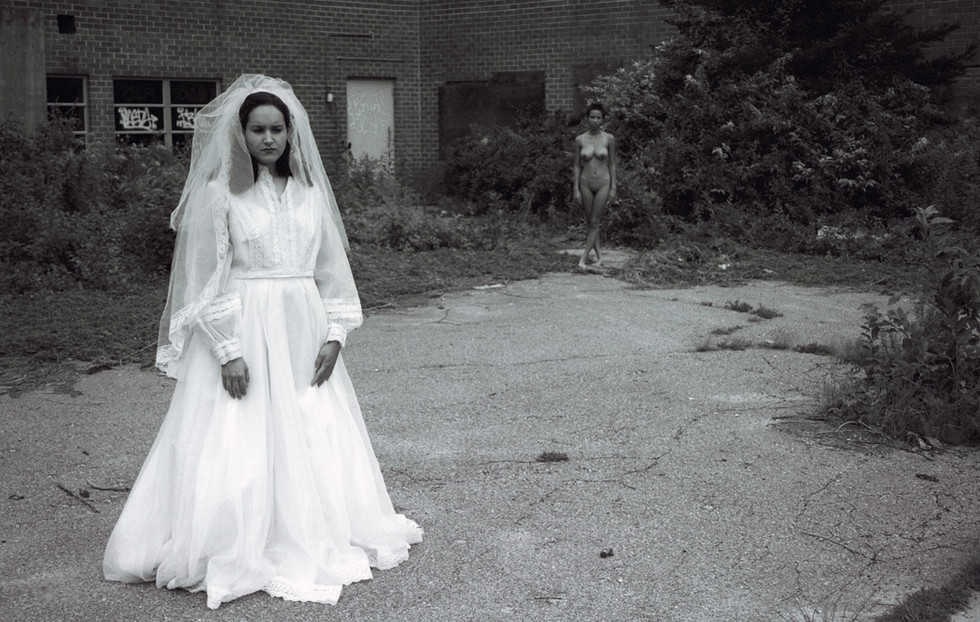 tradition wedding marriage bride patriarchy abandon deserted western