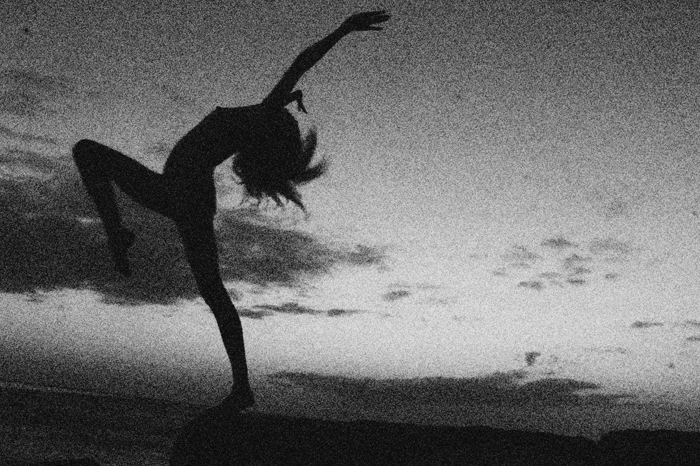 burst flow movement dance