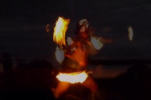 Polynesian Wailea Luau with Fire Knife Dance - Agents