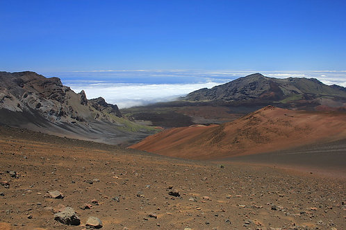 Haleakala Crater Day Hike - Agent