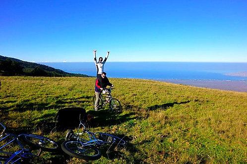 Haleakala Guided Morning Bike Tour - Agents