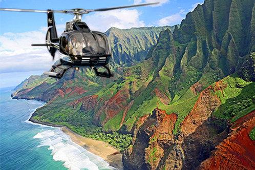Kauai - Princeville Adventure - Whisper Star