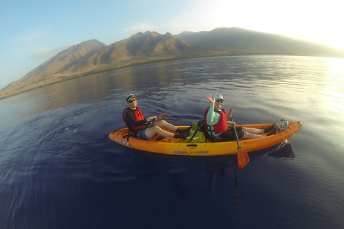 Olowalu Ocean Experience - Aloha Kayaks