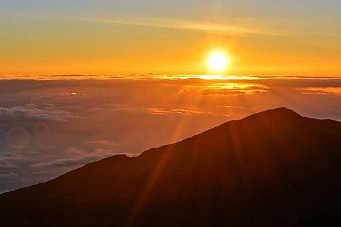 Haleakala Classic Summit Sunrise Van Tour