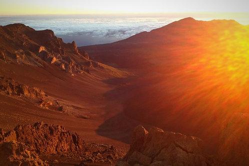 Haleakala Sunrise Van Tour