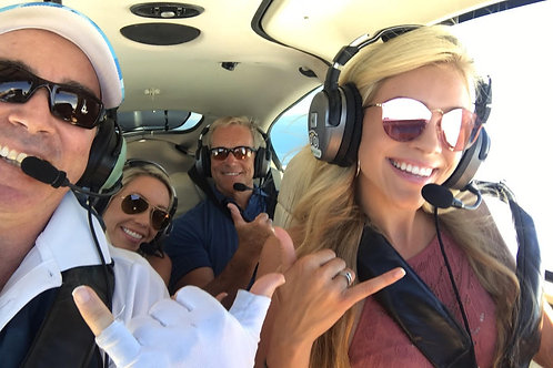 Private Flight Over Molokai & Beginner Flight Lesson - Maui Flight Academy