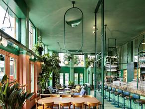Cor além da estética: a psicologia do verde na arquitetura
