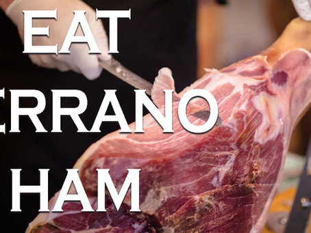 Eating Iberian ham improves health.