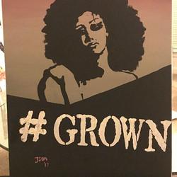 Grown Woman.