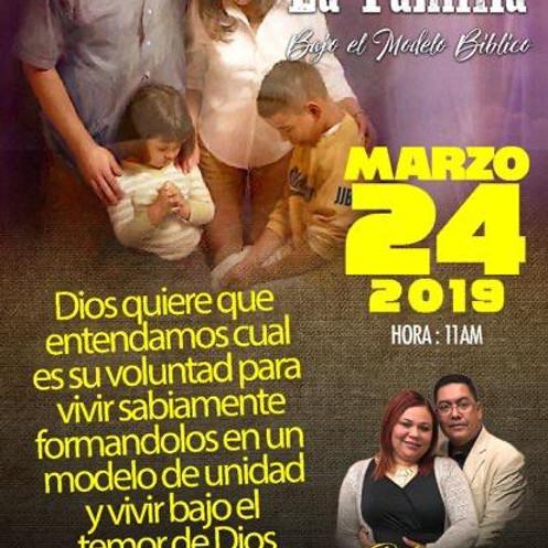 La Familia Bajo el Modelo Biblico
