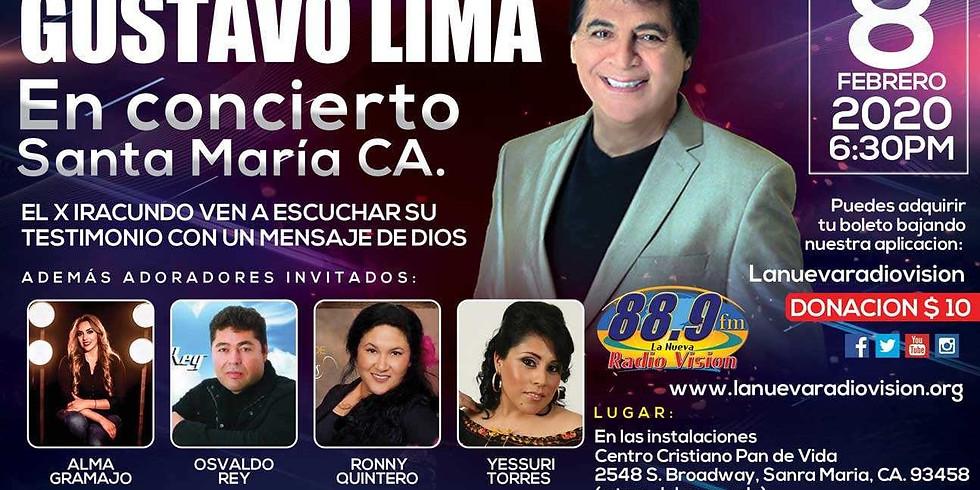 Gustavo Lima en Concierto