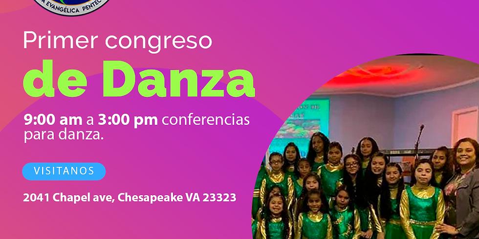 Primer Congreso de Danza