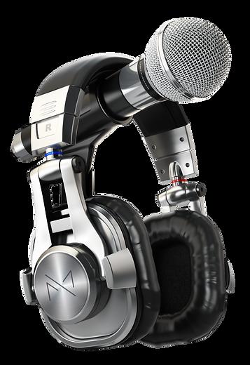 microphone-and-headphones-audio-recordin