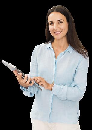 smiley-teacher-holding-tablet.png