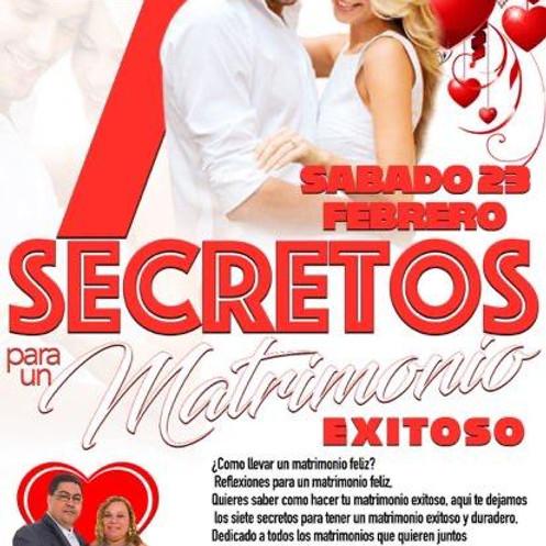Secretos para un Matrimonio Exitoso