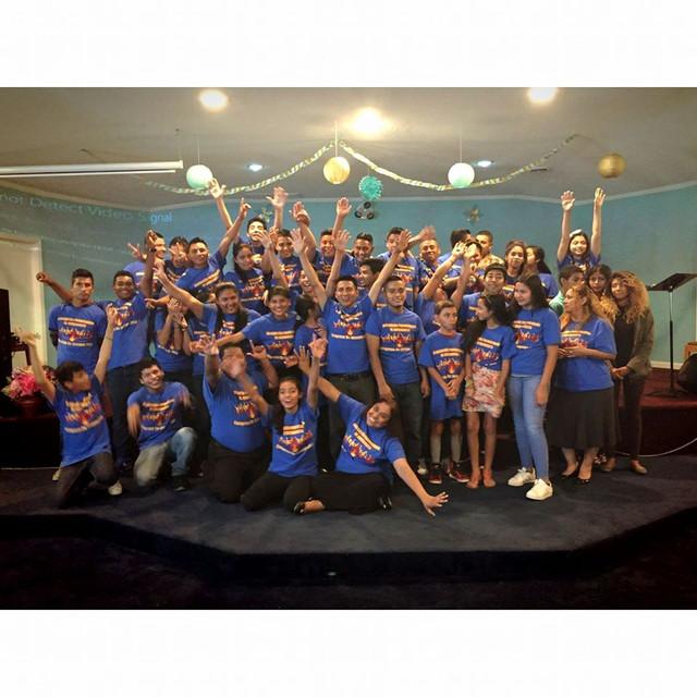 Ministerio de Jovenes GENERACION DE PROFETAS