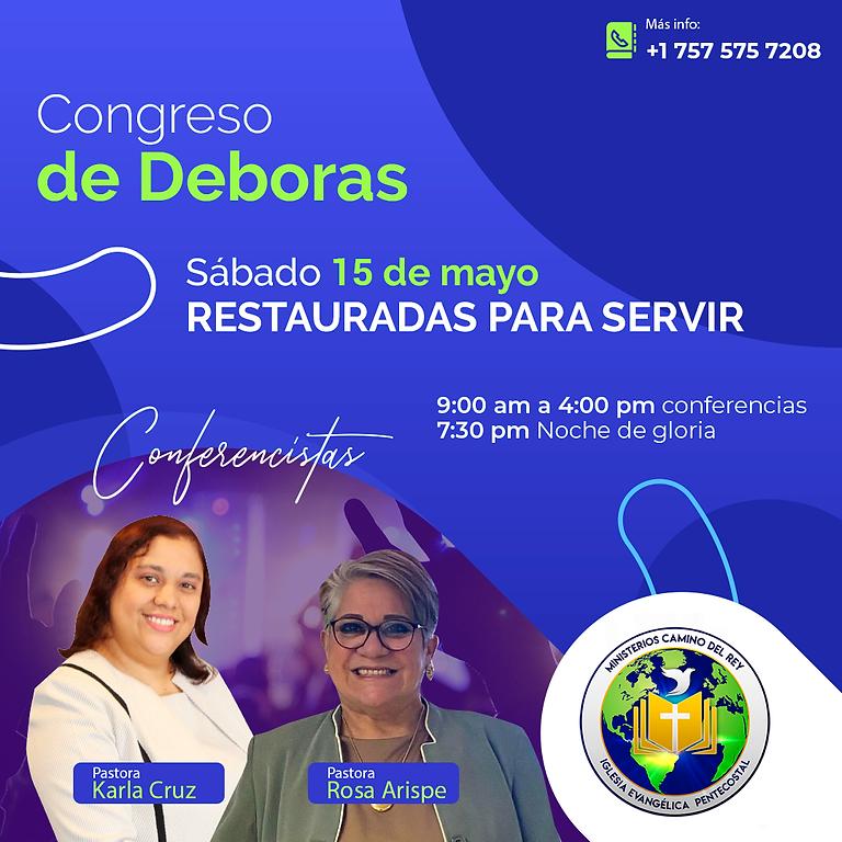 Congreso de Deboras