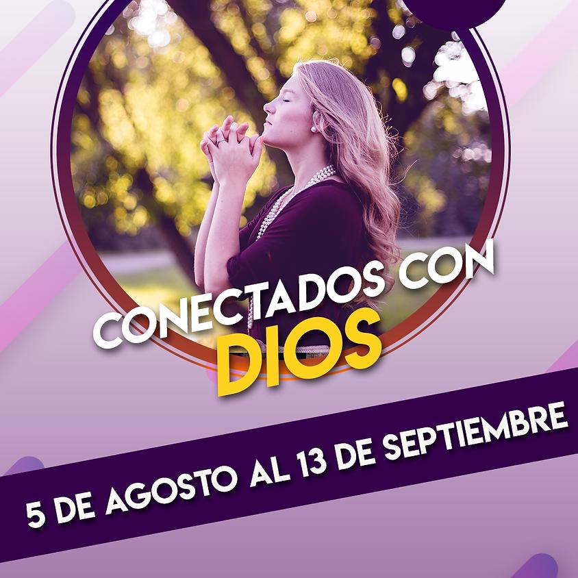 40 Días Conectados con Dios y Conectado con Otros