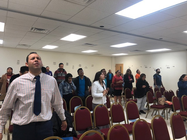 Iglesia Fuego del Espíritu Santo Newport News