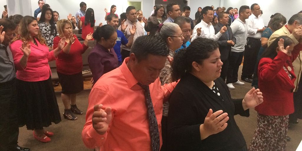 Aniversario 17  de La Iglesia Rey de Gloria Dickinson TX 2020