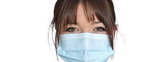 OP-Medizinische Maske, 1 Set = 250 Stück für