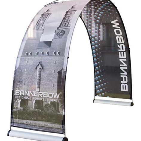 Bannerbow Eventbogen Alu Indoor Medium