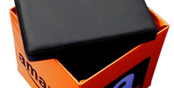 Faltbox - Sitzwürfel 40x40x40cm