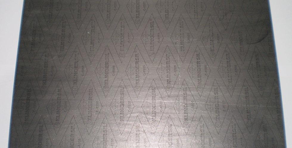 Premium C-4500 Graphite Gasket Sheet 300mm x 215mm