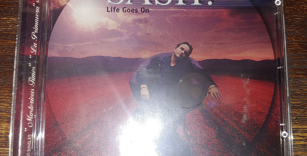 Sash - Life Goes On (CD - 1998)