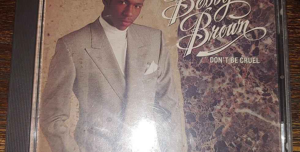 Bobby Brown - Don't Be Cruel (CD - 1988)
