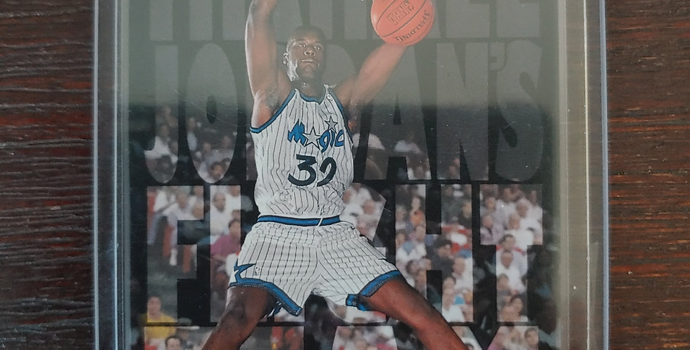 1993-94 Upper Deck Shaquille 'Shaq' Flight Team FT16