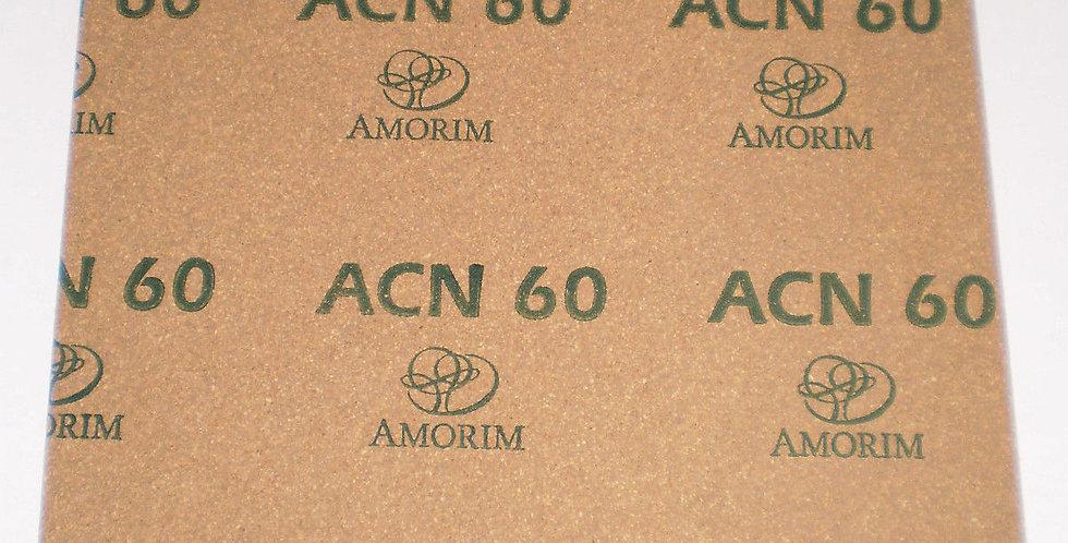 Amorim ACN 60 Cork Gasket 300mm x 215mm x 3.2mm (3mm) A4 Sheet