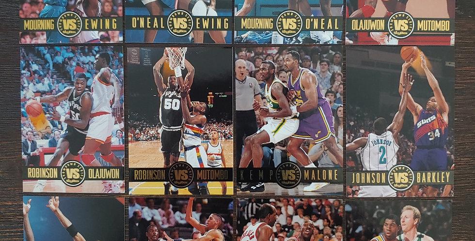 1993-94 Skybox Showdown Series Complete Set
