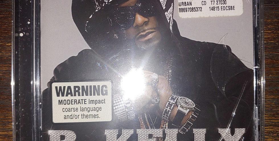 R. Kelly - Double Up (CD - 2007)