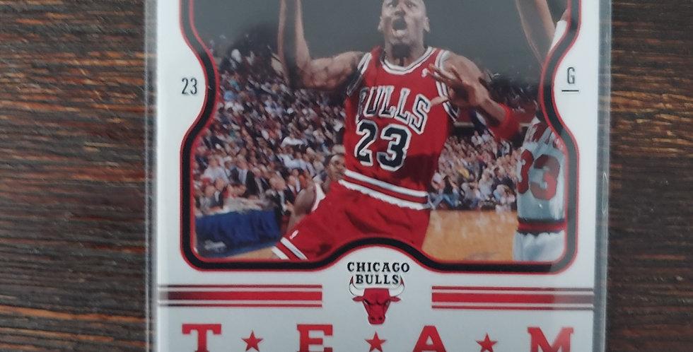 2006-07 Fleer Team Leader Michael Jordan #TL-MJ