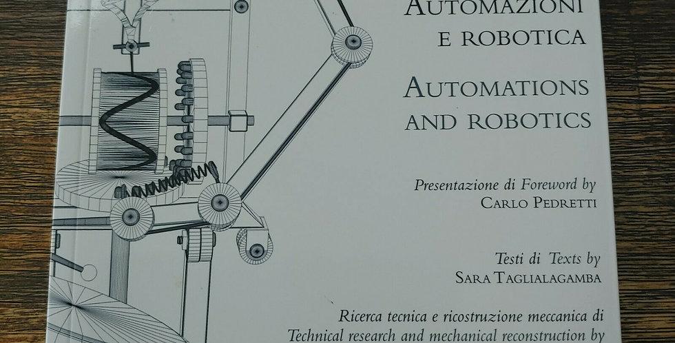 Leonardo Da Vinci Automations & Robitics Automazioni e Robotica Book
