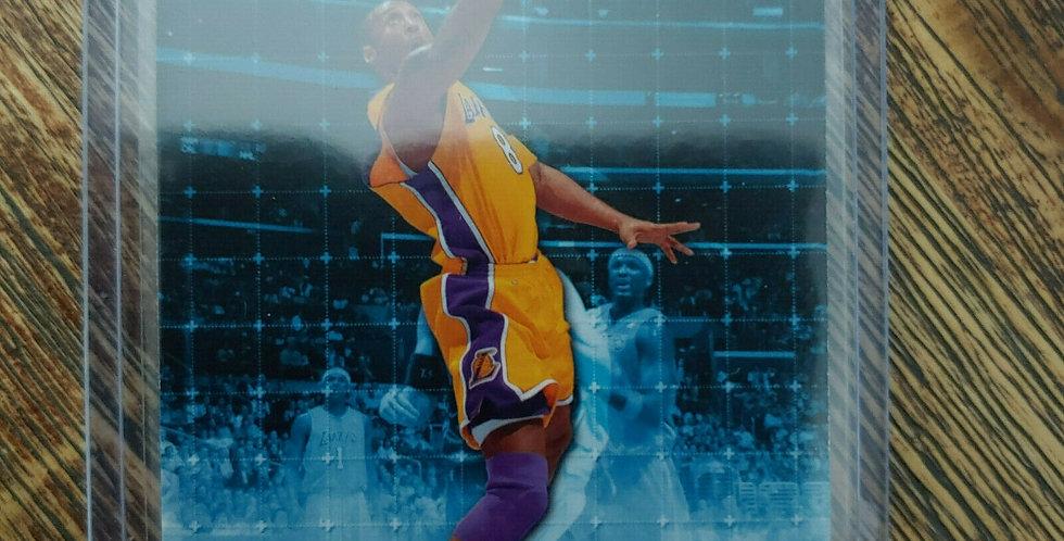 2006-07 Upper Deck Flight Team Gold Parallel Kobe Bryant #FT-KB, LA Lakers MVP