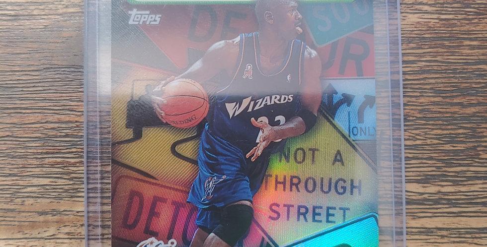 "2002 Topps Michael Jordan ""Coast To Coast"" #CC8"